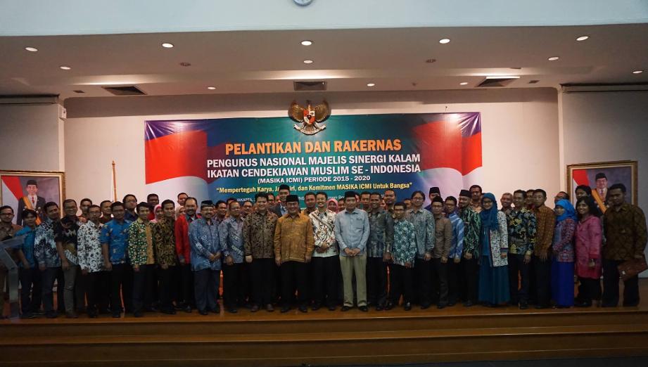 Majelis Sinergi Kalam (MASIKA) Ikatan Cendekiawan Muslim se-Indonesia (ICMI)